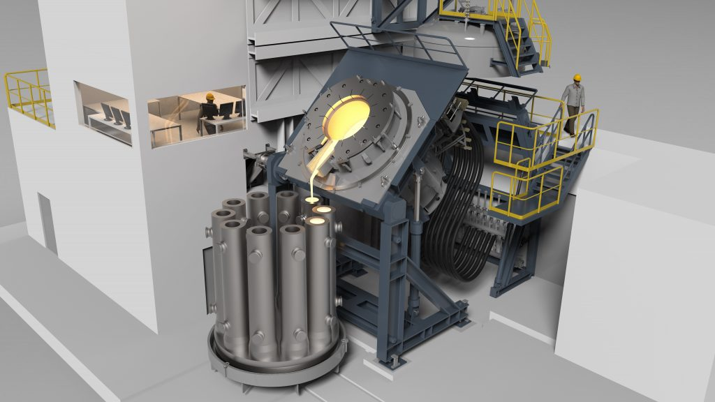 Vacuum Induction Degassing Furnace Ald Vacuum Technologies